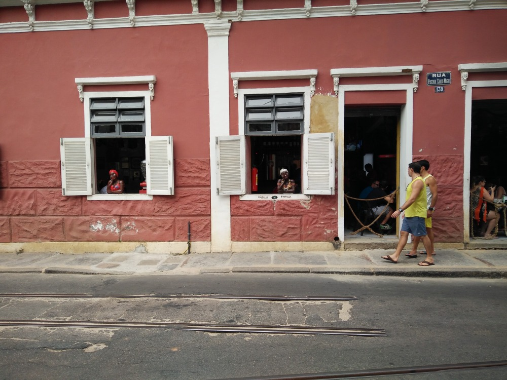 Bars Santa Teresa