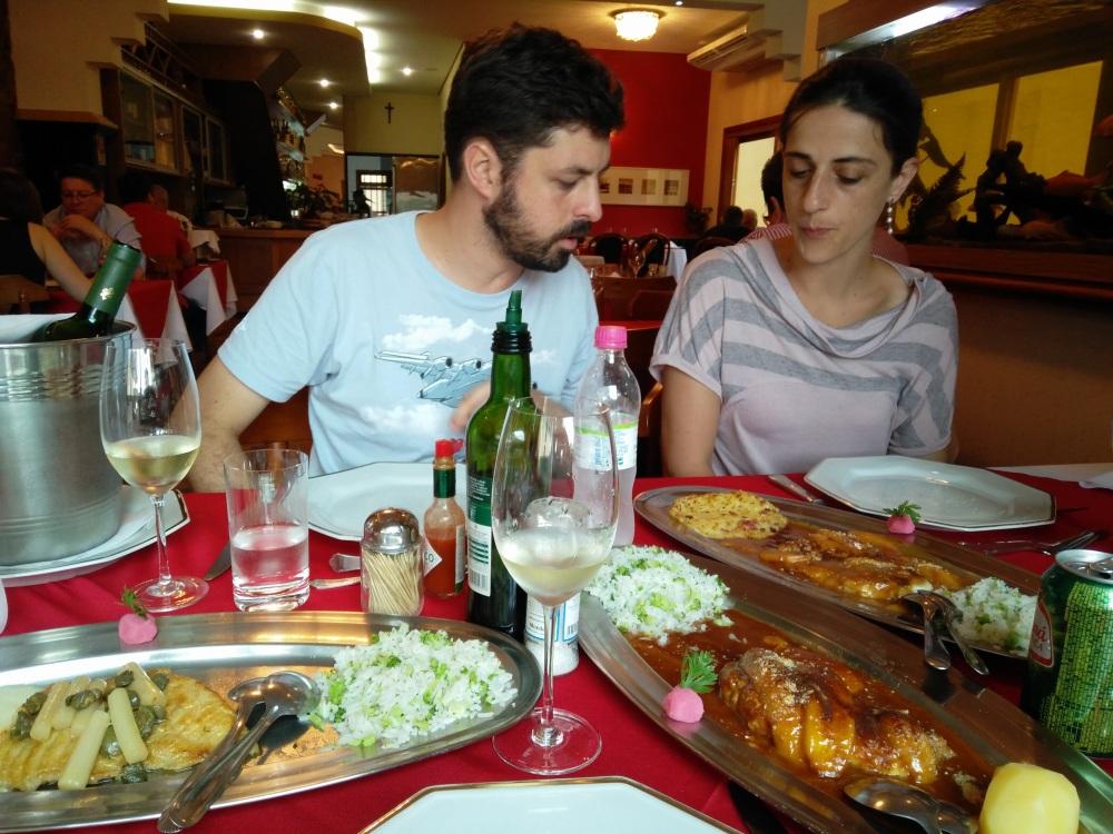 Candido's visrestaurant