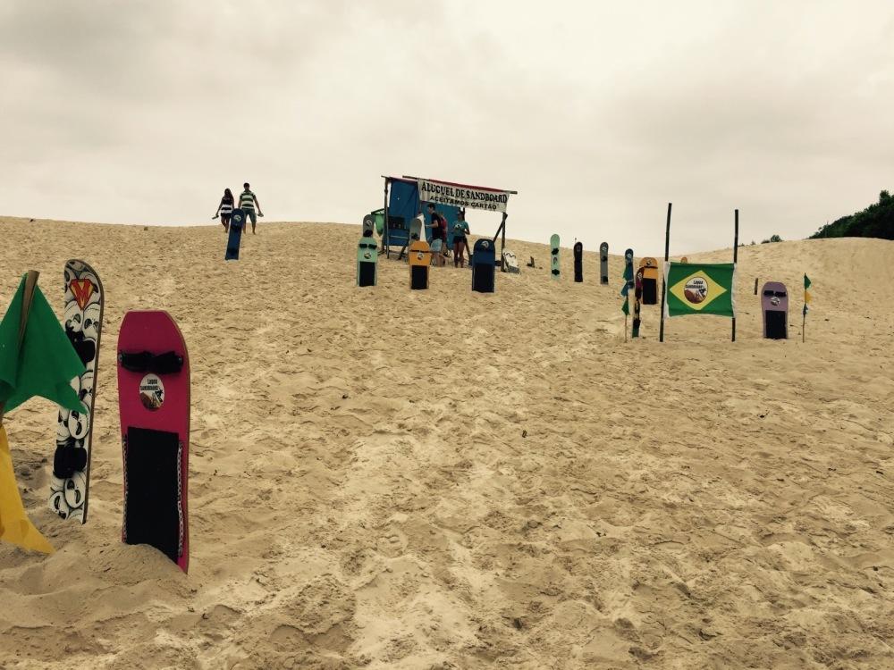 Sandboard Beach