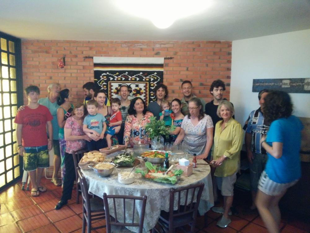 familiefeestje